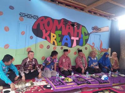 Ramones Art Pringsewu, Produsen Batik Lampung Yang Dikenal Hingga Mancanegara