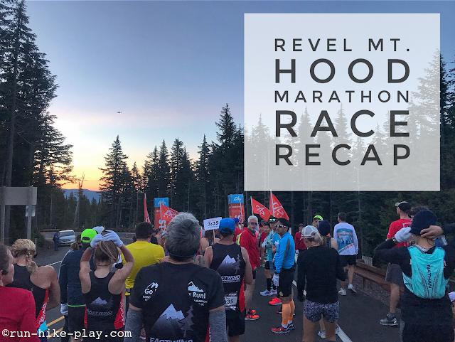 Revel Mt. Hood Marathon Race Recap