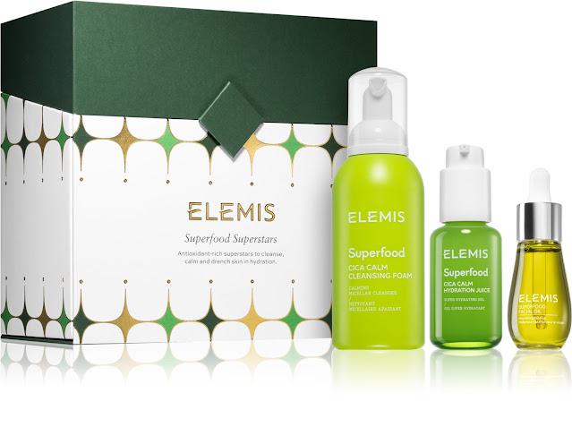 набор по уходу за кожей Elemis подарок на новый год