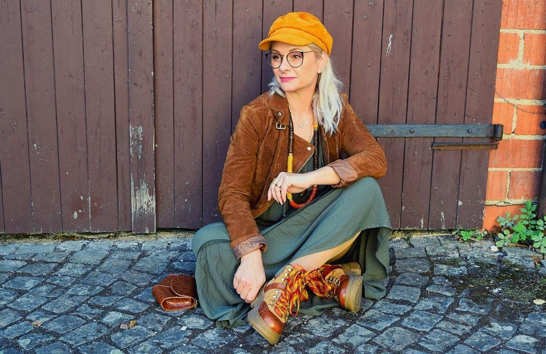 Herbstkleider-kombinieren-Look