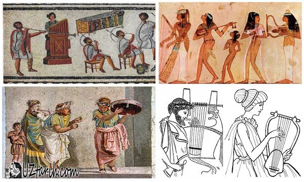 tarihi müzik aletleri, oldest music instrument