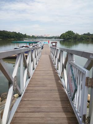 郑明析, 桥头, 码头