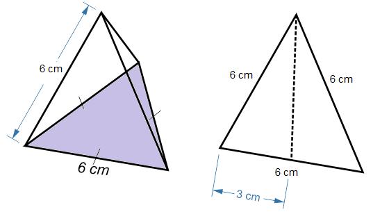 contoh soal luas permukaan limas segitiga
