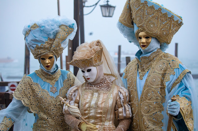 CARNAVAL VENISE 2019 Costumes masques