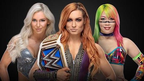 Women's Championship Match é anunciado para o TLC