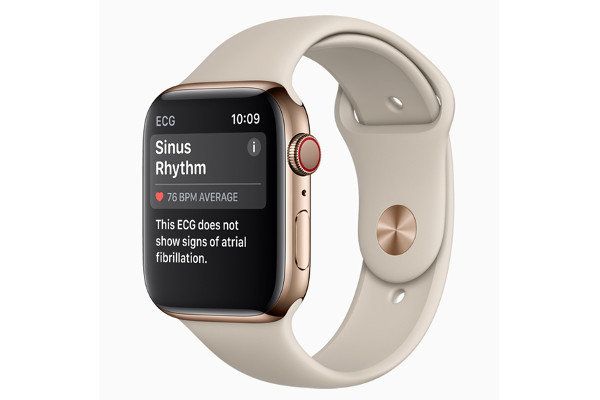 Apple Watch Series 4 (GPS, GPS + Cellular) with S4 chip and ECG support launched