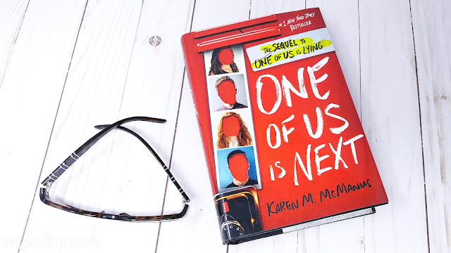 Book of the Month: June 2020 - One of Us is Next by Karen M. McManus