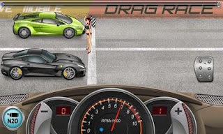 Drag Racing v1.6.7 Apk Mod (Unlimited Money + RP) Terbaru
