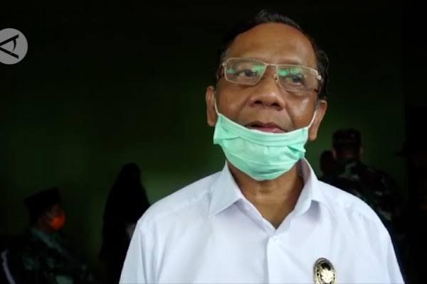 Mahfud MD Mengaku Pernah Sakit Kulit, Korengan