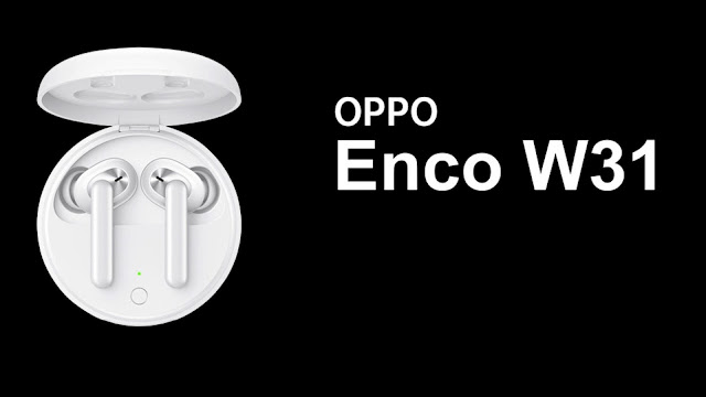 Oppo Enco W31 Wireless Headphone Sale Starts on May 15th.