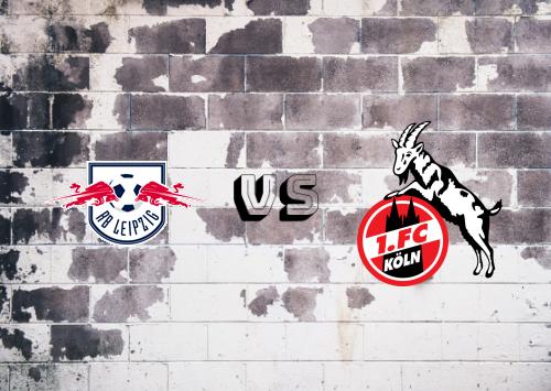 RB Leipzig vs Köln  Resumen