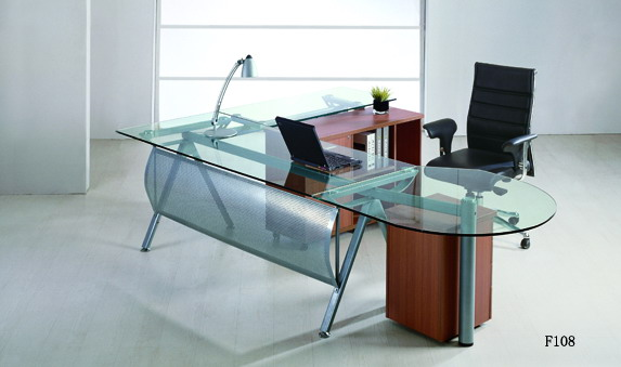 glass executive office furniture amazing glass office table