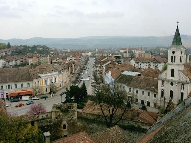 Aiud, Rumania