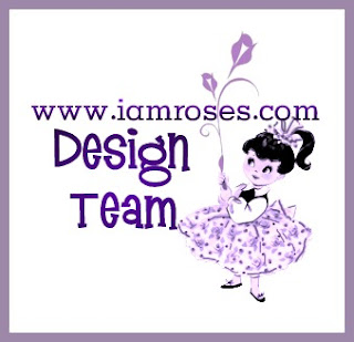 I designed for I Am Roses