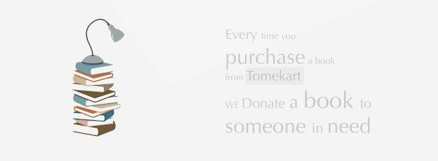 TOMEKART- किताब खरीदने और डोनेट करने का प्लेटफ़ॉर्म | BOOK DONATION AND BUYING E-COMMERCE STORE IN HINDI