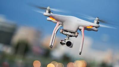 Terungkap ! Pengedar Ini Kirimkan Narkoba Lewat Drone dan Memasukkan ke Dalam Tulang