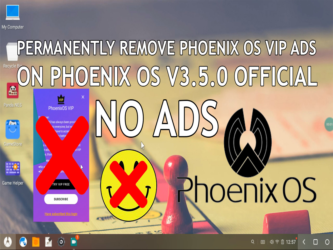 Method 1] How To Remove Phoenix VIP Ads Permanently On
