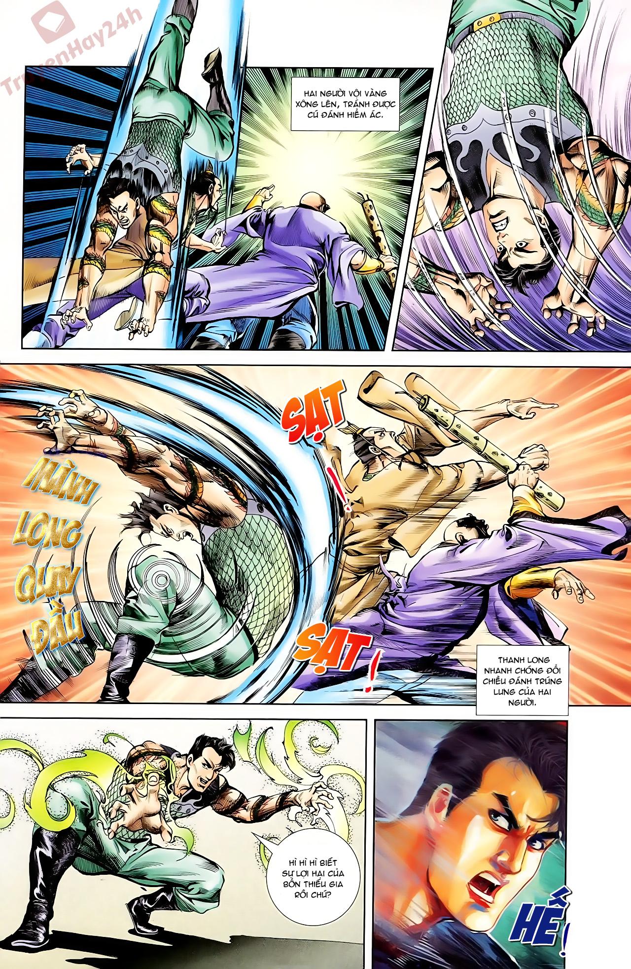 Cơ Phát Khai Chu Bản chapter 61 trang 24