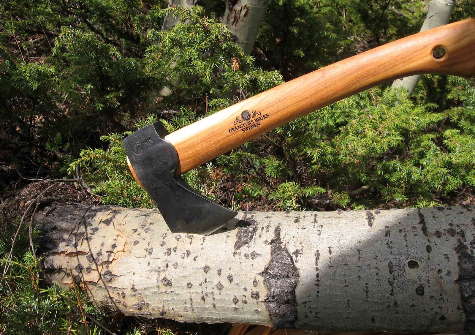 REVIEW The Gransfors Bruks Wildlife Hatchet Finely Crafted By Elves Hiding In Sweden
