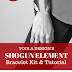 Yoola Design's Shogun Element Wire Bracelet Kit and Tutorial Giveaway