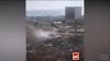 فيديو انفجار صاروخ على بعد 500 متر من موكب سعد الحريري