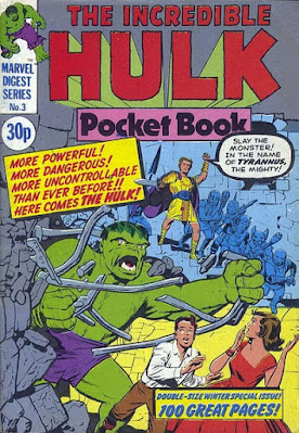 Incredible Hulk Pocket Book #3, Tyrannus