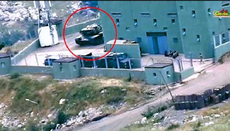 Ολοκληρωτική καταστροφή δύο τουρκικών αρμάτων μάχης από τις γυναίκες του ΡΚΚ