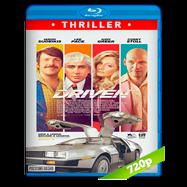 Driven (2018) BRRip 720p Latino