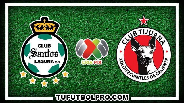 Ver Santos vs Tijuana EN VIVO Por Internet Hoy 25 de Septiembre 2016