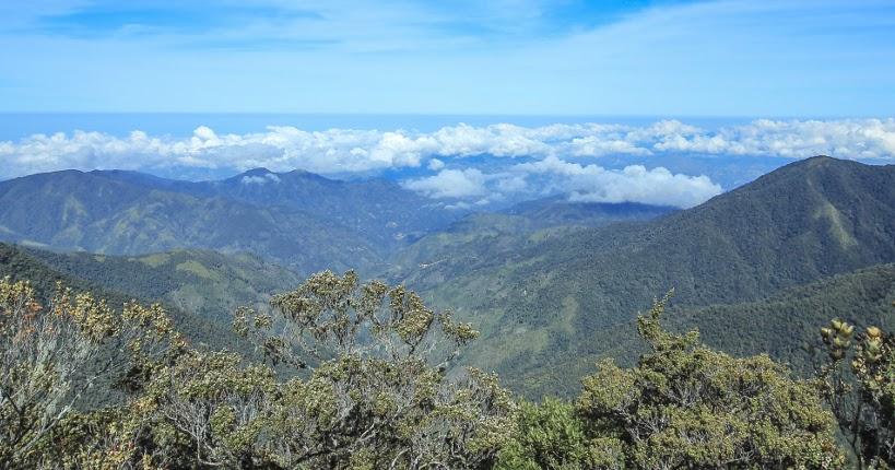 Latimojong Mountain