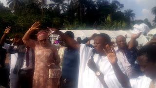 God Showed Himself Once Again At Ori Oke Sioni - Lanre Teriba