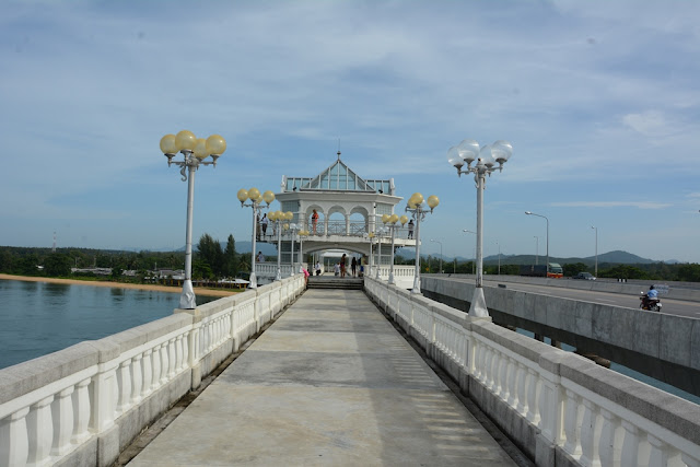 Sarasin Bridge Phuket