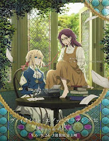 pelicula Violet Evergarden: Eternity and the Auto Memories Doll (2019)