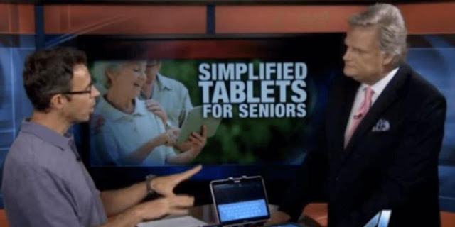 grandPad : Easy to Use Tablet for Seniors gets a Hardware refresh