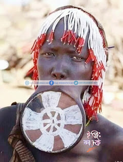 Culture-of-the-surma-woman