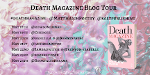 Death Magazine Blog Tour
