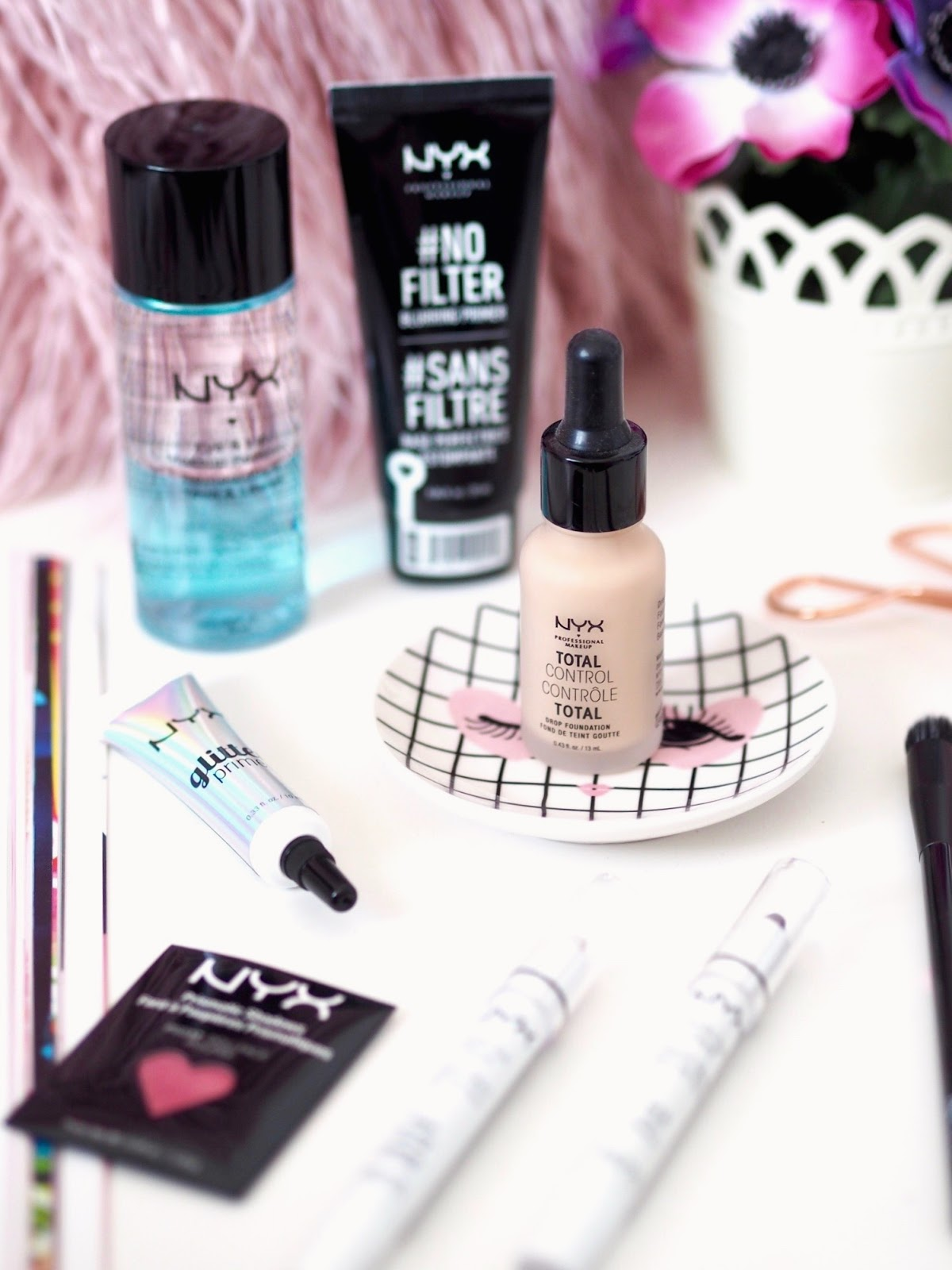US NYX Haul + First Impressions