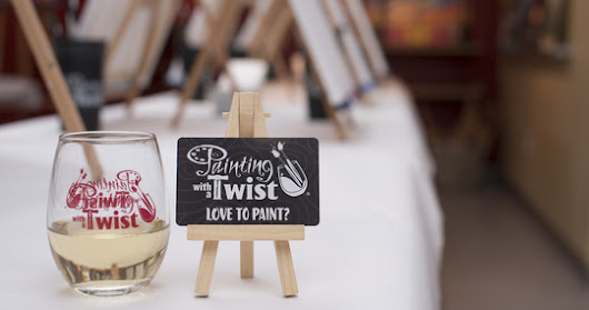 Come paint at Painting w/a Twist Buffalo! #paintingwithatwist .@usfg #spon