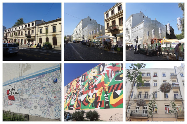 bairro Praga, em Varsóvia