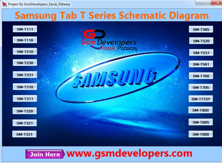 20 Samsung Tab T Series Schematic Diagram For Hardware