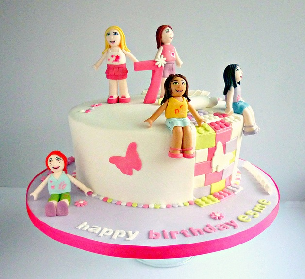 LEGO Friends Inspire Girls Globally: LEGO Friends Birthday