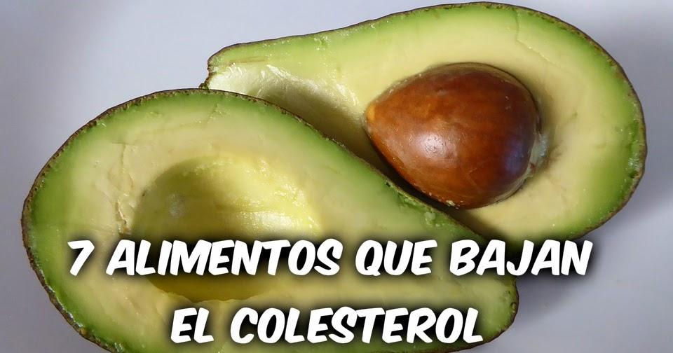 Recetas f ciles de josean mg 7 alimentos que bajan el colesterol - Alimentos q producen colesterol ...