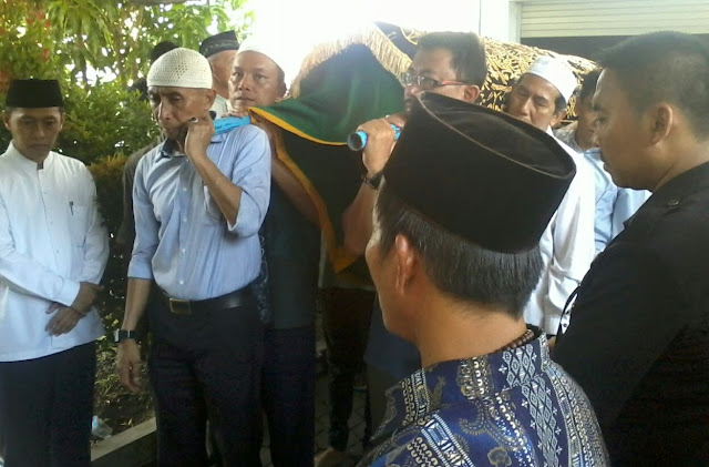 Profesor Mulyono meninggal dunia