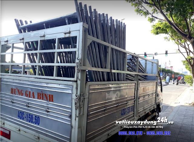 Công ty Hưng Gia Bình - Nhà cung cấp giàn giáo cốp pha tại Đà Nẵng, Hội An, Quảng Nam