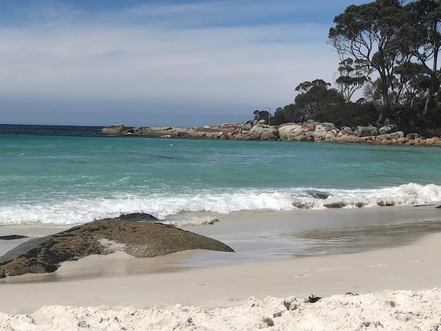 Binalong Bay of Fires Tasmania