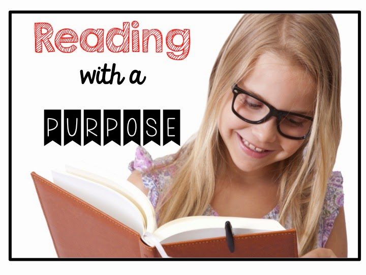 This blog post gives 6 elements in Reading With a Purpose. I've provided questions and examples for reading biographies.