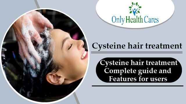 cysteine-hair-treatment
