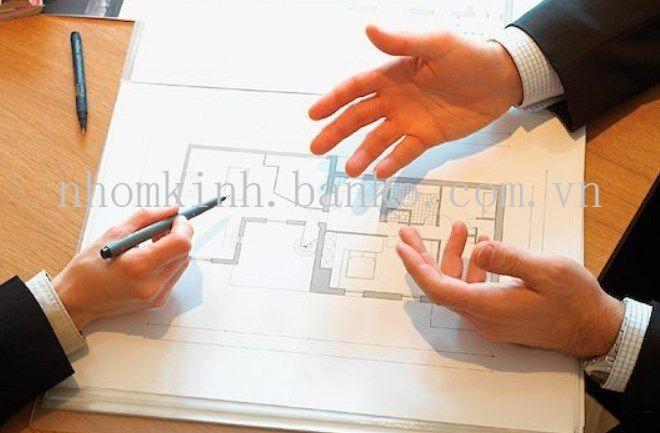 Tư vấn thiết kế - báo giá cửa nhôm kính Hondalex tại TPHCM