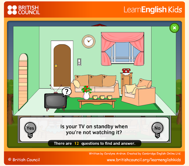 http://learnenglishkids.britishcouncil.org/en/games/how-green-are-you