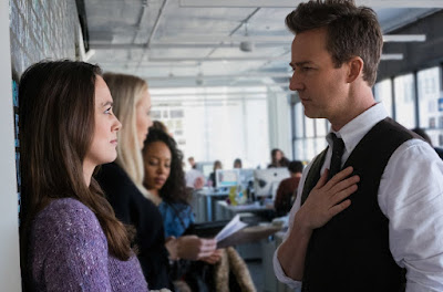 Edward Norton and Keira Knightley in Collateral Beauty (4)